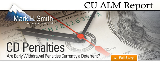 Are CD Early Withdrawal Penalties Currently a Deterrent?